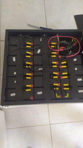 Painel de baterias para computadores e etc... - Foto 2