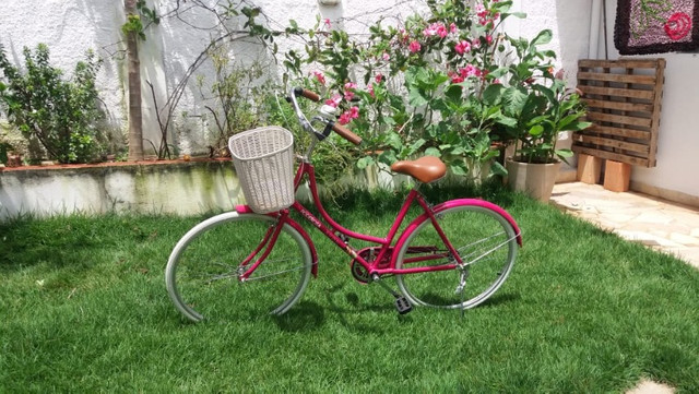 Linda bicicleta feminina - Foto 5