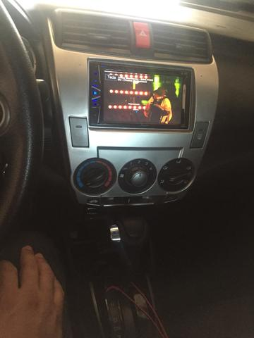Honda city LX 1.5 automático. IpvA pago - Foto 5