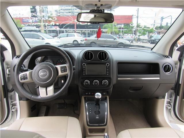 Jeep Compass 2.0 sport 4x2 16v gasolina 4p automático - Foto 10