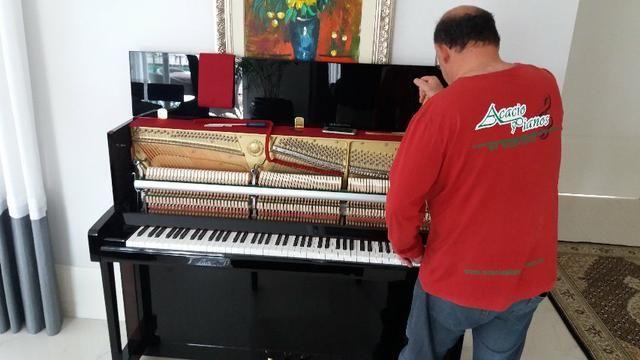 Afinaçao de pianos - Foto 3