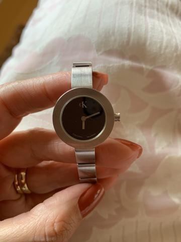 Relógio Calvin Klein Prata - Foto 2