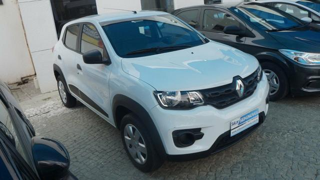 Renault kwid 1.0 flex zen 2019 novissimo rinaldo - Foto 6