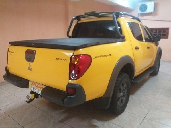 Mmc/ L200 Triton Savana 3.2 4x4 Automática Diesel 2017 Único Dono! - Foto 10