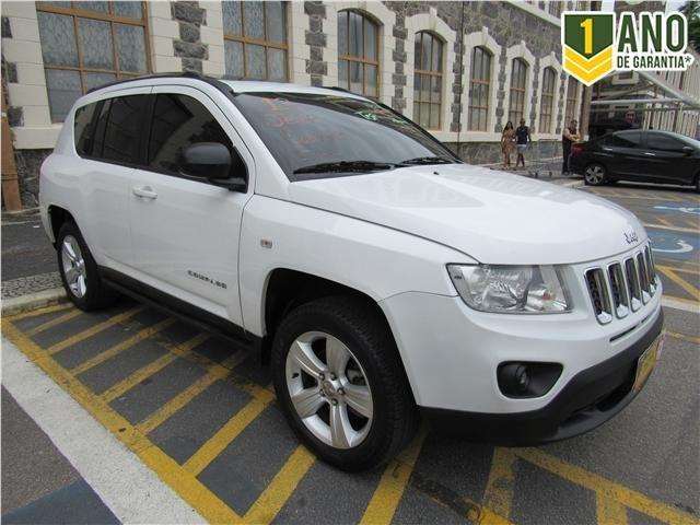 Jeep Compass 2.0 sport 4x2 16v gasolina 4p automático - Foto 5
