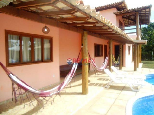 RE/MAX Specialists vende casa localizado no Corais do Arraial. - Foto 12