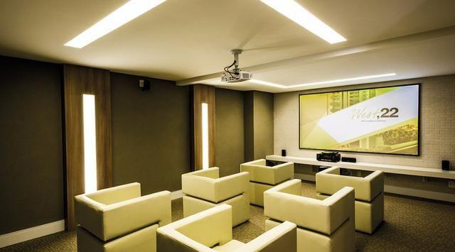 Apartamento Duplex 142m2 3Q st Oeste/lindo/vista perfeita/25a/aceita permuta menor Valor - Foto 5