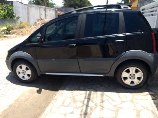 Fiat Idea adventure 2008 completo 3 dono carro com procedência
