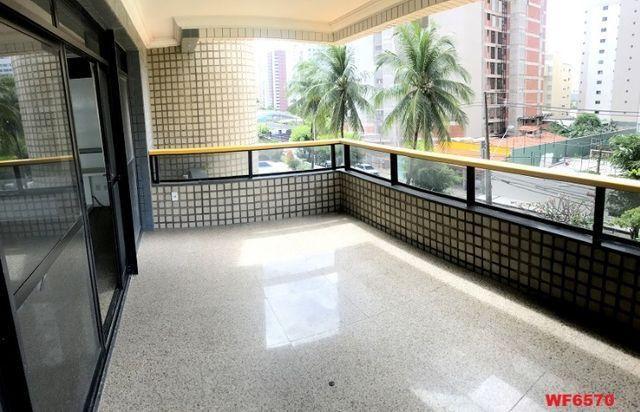 Edifício Búzius, apartamento com 4 quartos, gabinete, estar íntimo, 4 vagas - Foto 17