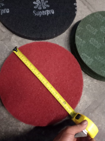 Discos de enceradeira NOVOS - Foto 2