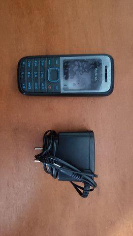 Spare Celular para idosos lanterna celular para Nokia 1208 - Foto 2