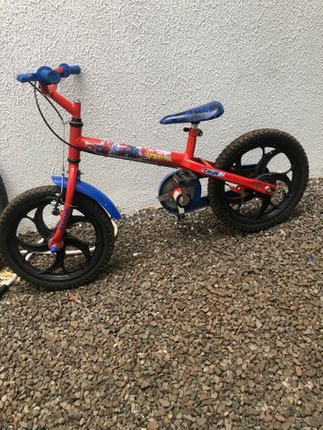 Bike infantil Home aranha - Foto 3