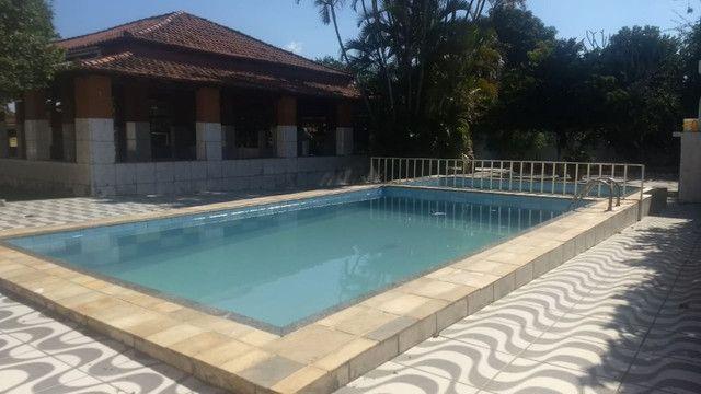 Aluguel salão de festas Sítio Pinheiro 600,00 atrás Motel Chanceller Laranjal - Foto 7