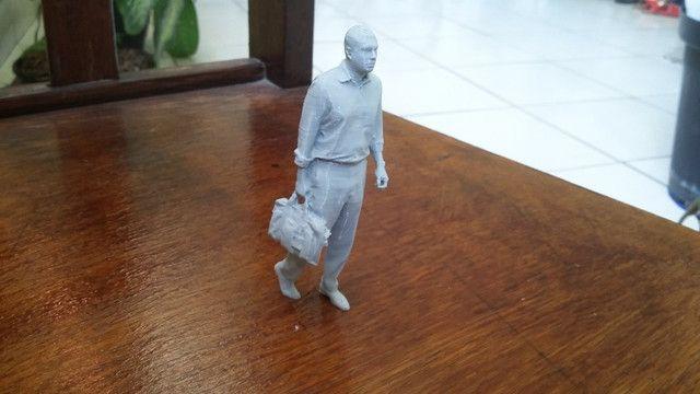 Miniaturas em 3D para Diorama - Foto 2