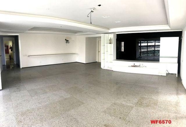 Edifício Búzius, apartamento com 4 quartos, gabinete, estar íntimo, 4 vagas - Foto 3