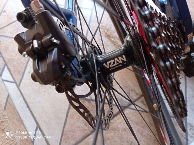 BIKE GT TIMBERLINE TOP DE LINHA  - Foto 3