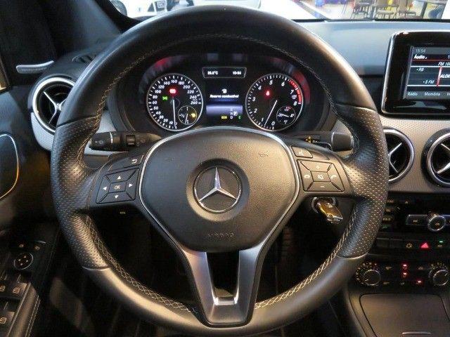 Mercedes-Benz B 200 1.6 Sport Turbo Aut Blindagem III-A Top de Linha C/ Paddle Shift - Foto 10