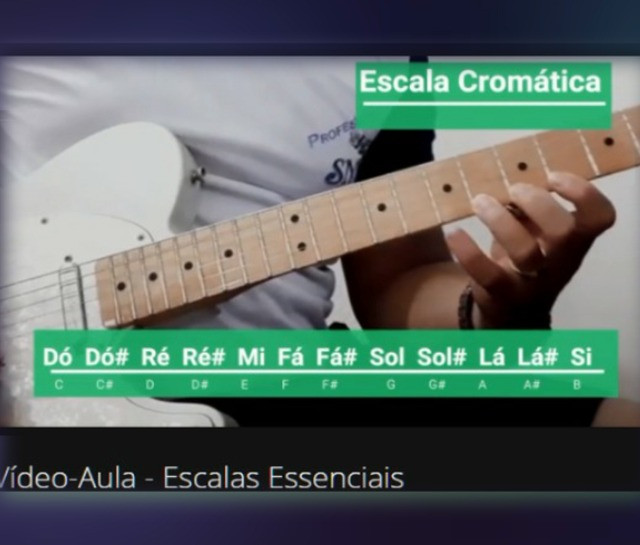Aulas de Guitarra 2021