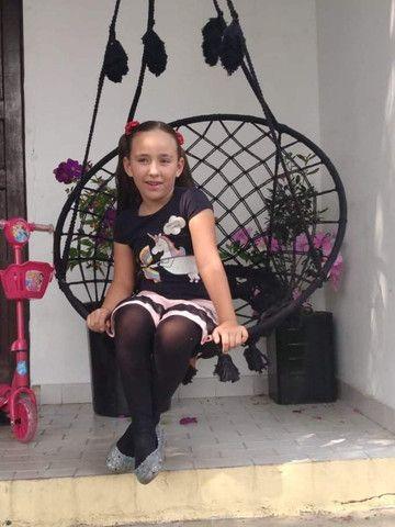 Cadeira Suspensa de Macramê - Foto 3