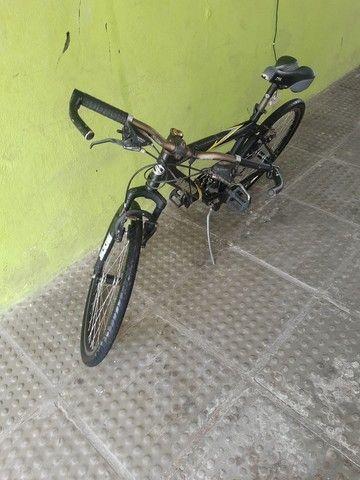 Bicicleta de Aluminio - Foto 4