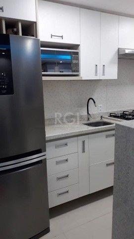 Apartamento à venda com 2 dormitórios em Humaitá, Porto alegre cod:8027 - Foto 4