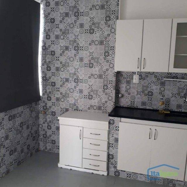 Apartamento com 3 dormitórios para alugar, 130 m² por R$ 1.800,00/mês - Pituba - Salvador/ - Foto 11