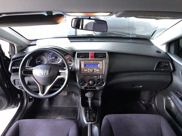 Honda CITY 1.5 LX 16V FLEX 4P AUT - Foto 9