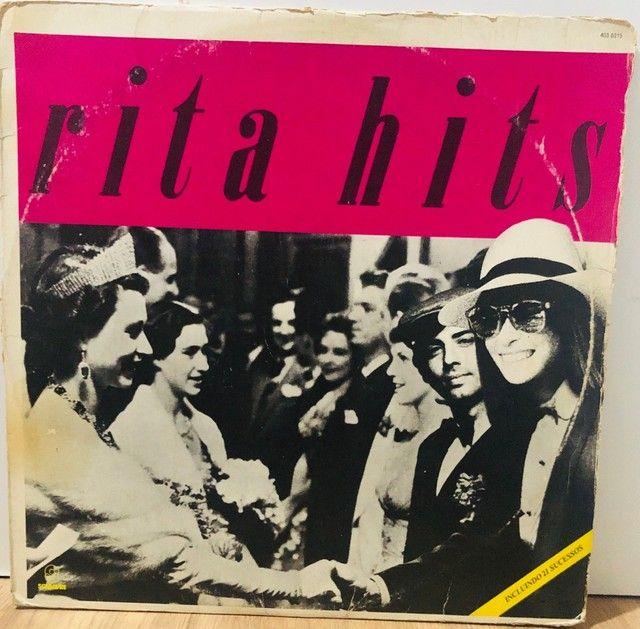 LP Rita Lee Rita Hits
