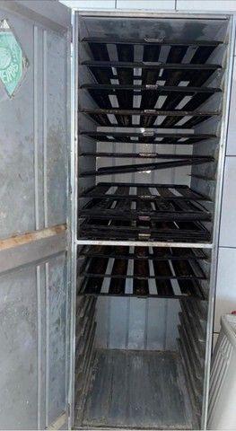 Armário para pão 20 esteiras   - Foto 2