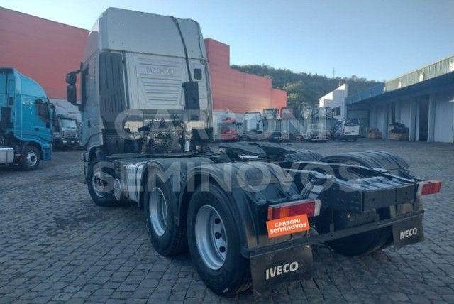 Iveco Hi Way 600S44 6X2, ano 2017/2018 - Foto 6