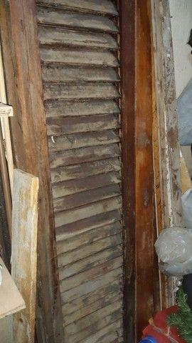 Porta e Janela de madeira pau darco - Foto 4