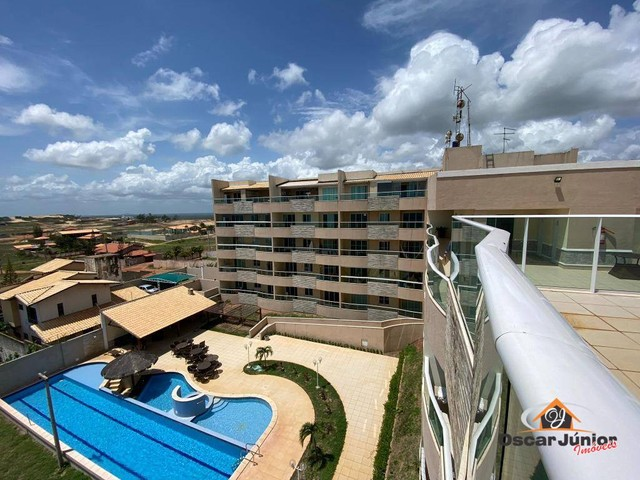 Apartamento com 4 dormitórios à venda, 203 m² por R$ 550.000,00 - Porto das Dunas - Aquira - Foto 2