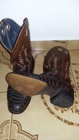 Botas masculina - Foto 6