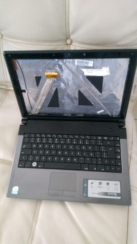 Carcaça Notebook xlp-425