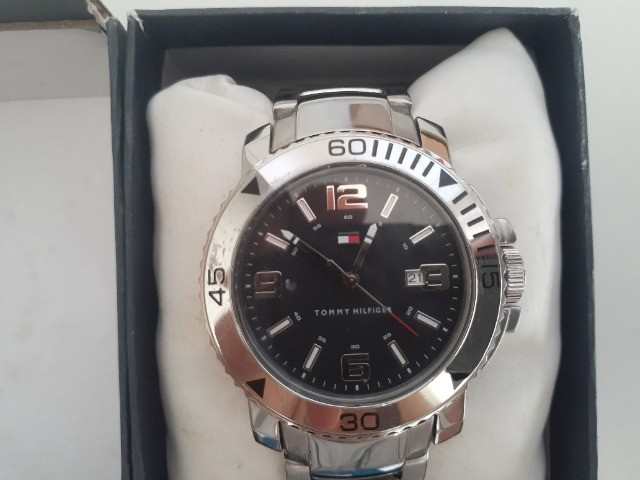 Relógio Tommy Hilfiger - Masculino Original Aço Inoxidavel - Foto 3