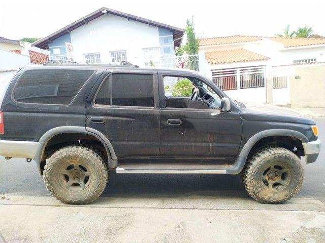 Toyota HIllux sw4 gasolina 4x4
