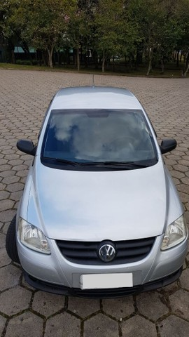 VW FOX 1.0 8V TOTAL FLEX 4P 2008 - Foto 2