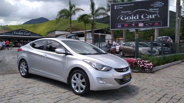 Hyundai Elantra GLS 1.8 2013