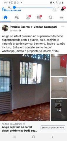 Aluga-se uma kitinet em Portal Clube Guarapari es - Foto 2