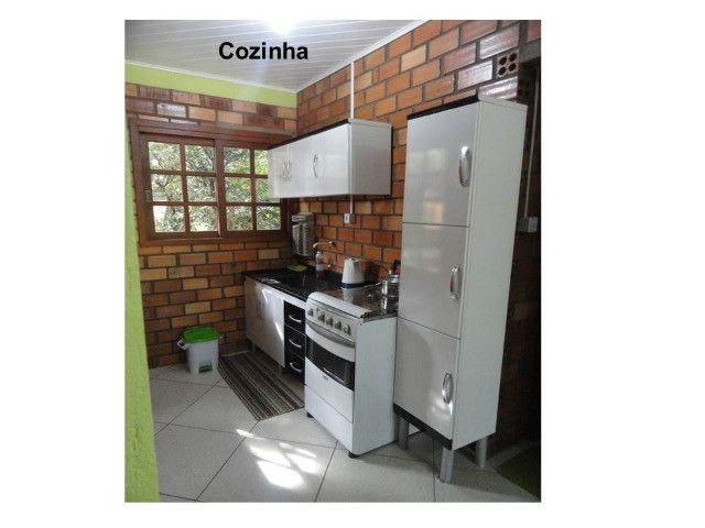 Aluga-se casa para veraneio em Arambaré 01 quadra da praia - Foto 3