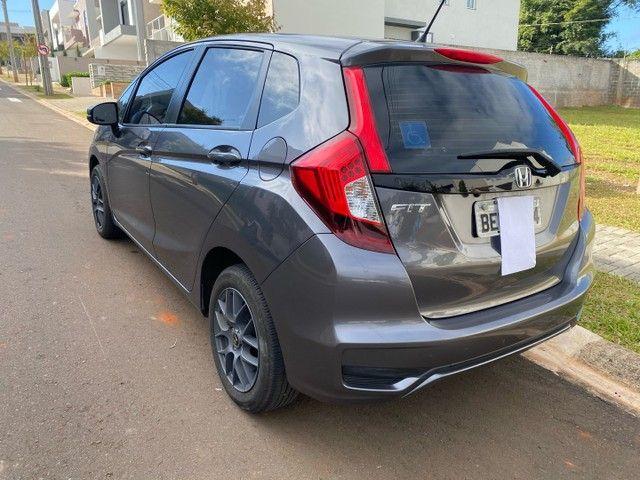 Honda Fit 2018  apenas:21187 km ,impecavel - Foto 5