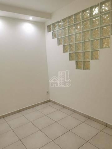 Sala para alugar, 30 m² por R$ 1.200,00/mês - Icaraí - Niterói/RJ - Foto 4