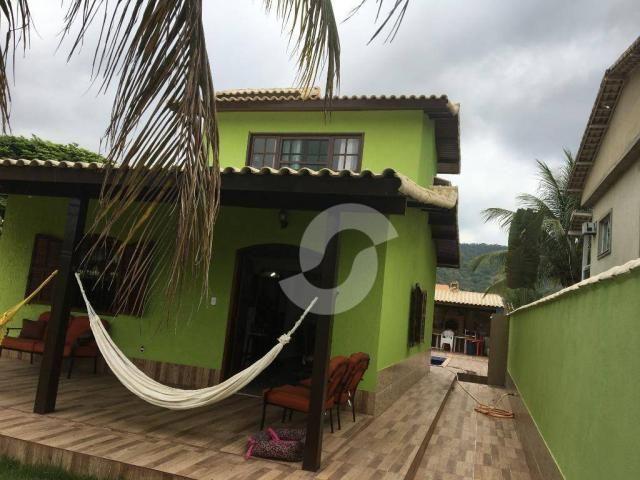 Casa com 3 dormitórios à venda por R$ 400.000,00 - Jacaroá - Maricá/RJ - Foto 7