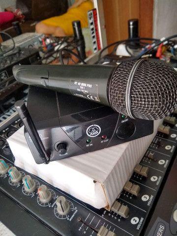 Microfone sem Fio AKG SR 40
