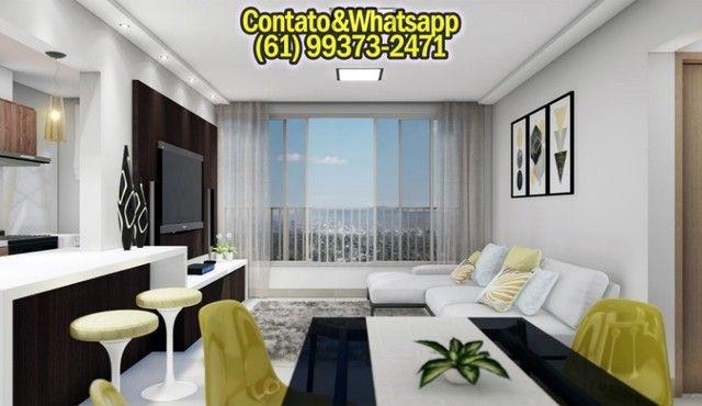 Apartamento para Comprar em Goiania, com 2 Quartos (1Suíte), Lazer Completo! Parcelamos! - Foto 2
