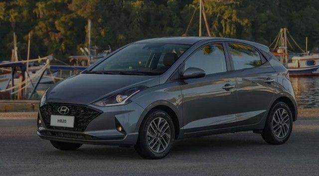 Oportunidade para comprar Hyundai HB20 1.6 AT Vision!!!