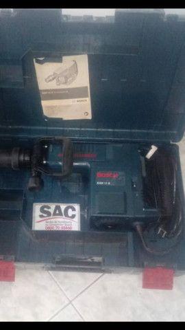 Martelete Rompedor Bosch GSH11E R$5.800