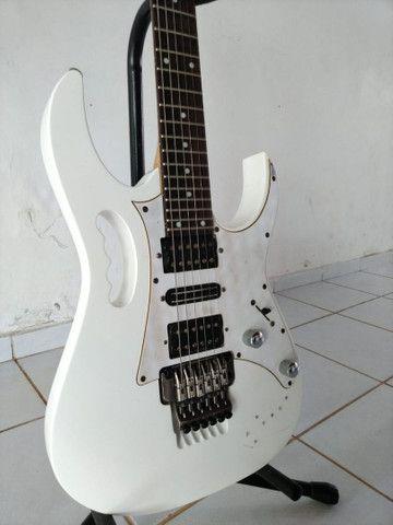 Vendo guitarra ibanez jem  - Foto 4