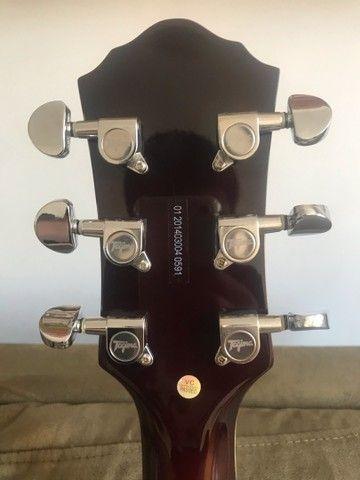 Guitarra Semi acústica Tagima - Foto 4