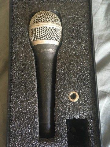 Microfone Samson  - Foto 3